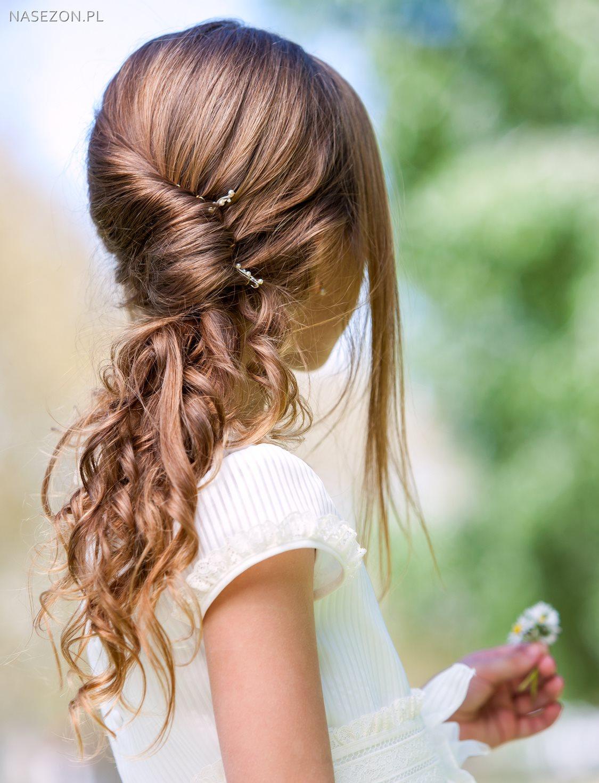 Fryzura Dla Dziecka ładna Fryzura Dla Dziewczynki