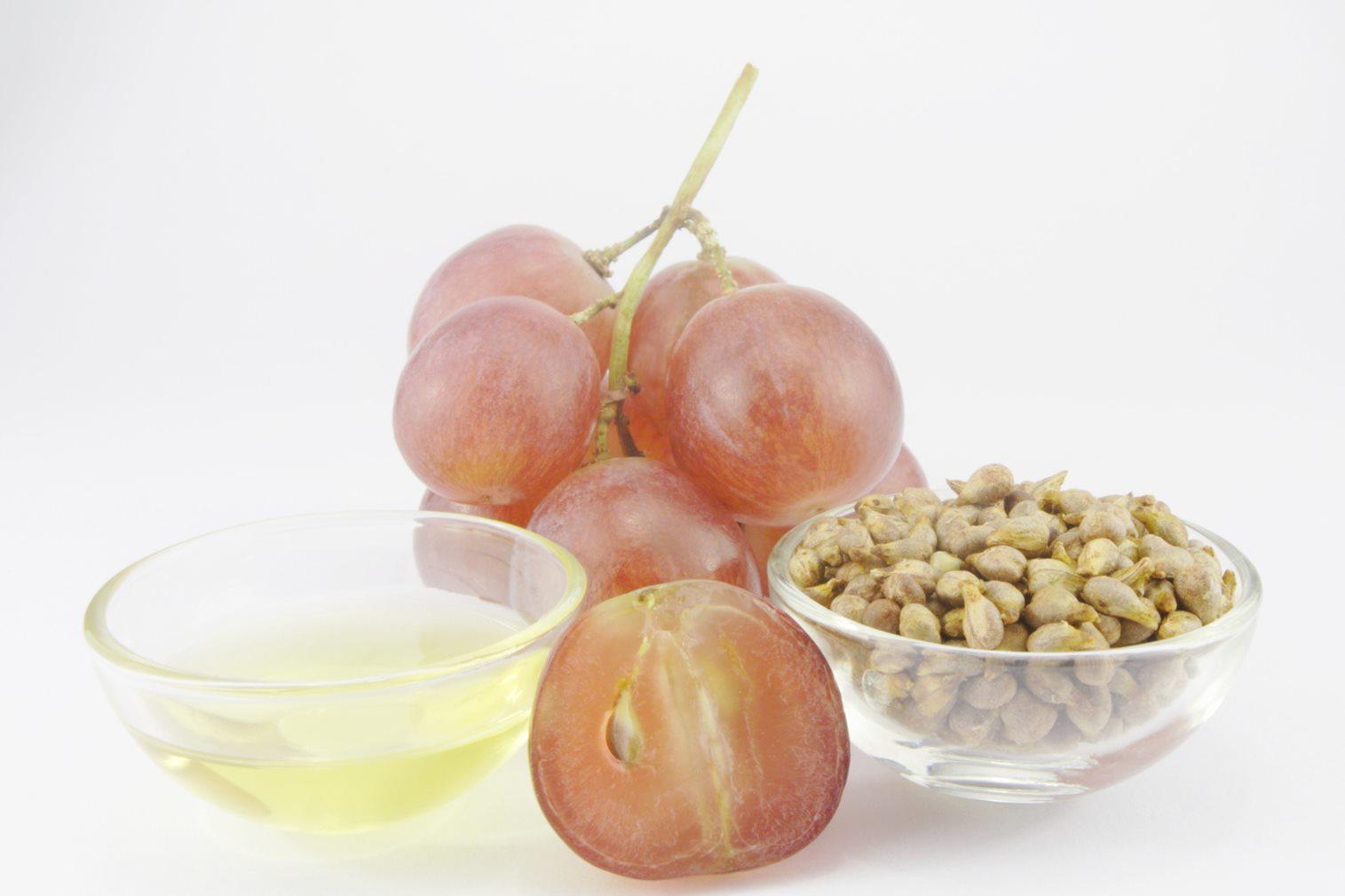 Właściwości oleju z pestek winogron