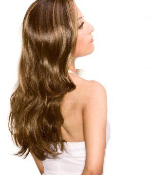 Fryzura długa, fryzura z długich włosów